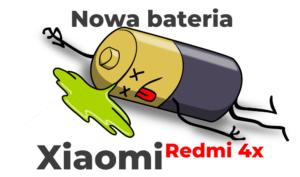 Nowa Bateria Xiaomi Redmi 4x