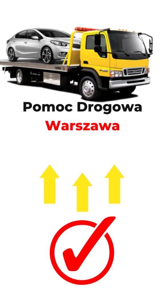 Pomoc Drogowa Warszawa